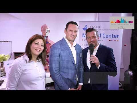 Newcomers Festival 2019: Interview Dr. Söhngen & Dr. Ilja Kleiman
