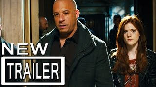 The Last Witch Hunter Trailer Official - Vin Diesel
