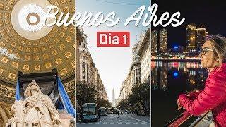 O que fazer em BUENOS AIRES? Plaza de Mayo, Obelisco, Puerto Madero, Café Tortoni e mais!