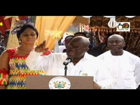 Akufo-Addo: I will support science & technology to lead Ghana's industrial transformation