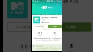 Como desbloquear mtv play