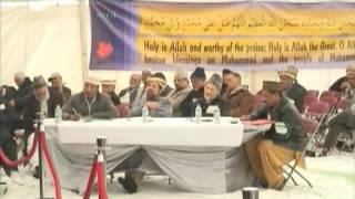 News Report: Majlis Ansarullah Canada 26th Annual Ijtima 16-18 September 2011