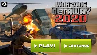 Warzone Getaway 2020 Gameplay Wlkthrough