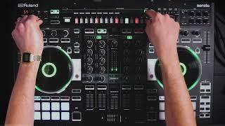 Roland DJ-808 Controller Firmware Update