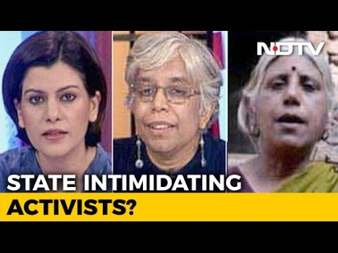 Bastar's War: Is The State Intimidating Activists?