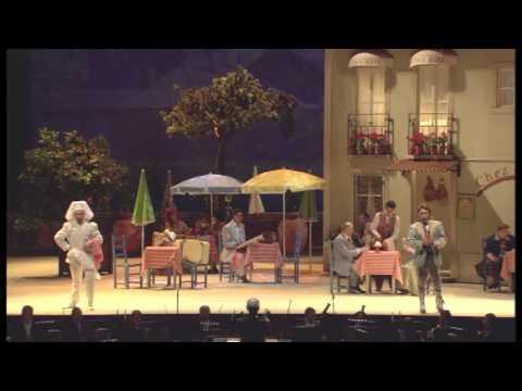 Опера Доницетти   Рита .  Gaetano Donizetti - Rita  русские субтитры.