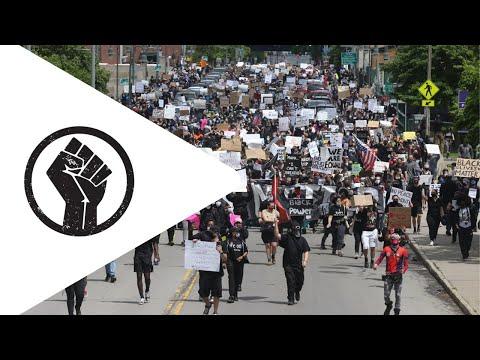 BLM抗议者点火,砸餐厅,纽约州罗切斯特( 09/04/2020) from YouTube · Duration:  3 minutes 17 seconds