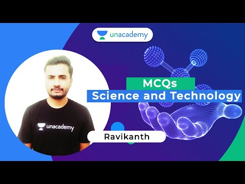 Important MCQs on Science & Technology | FDA/SDA/PSI/KAS | General Science | Ravikanth