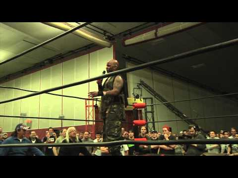 PWS Super Card 2013: New Jack Retires from Professional Wrestling