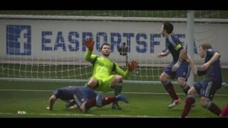 FIFA 16 Game 1 Escocia vs Portugal Euro LDE 2016