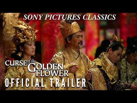 Curse of the Golden Flower | Official Trailer (2006)