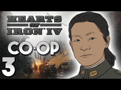 HOI IV CO-OP: Chain of Command - THE END - Week 3