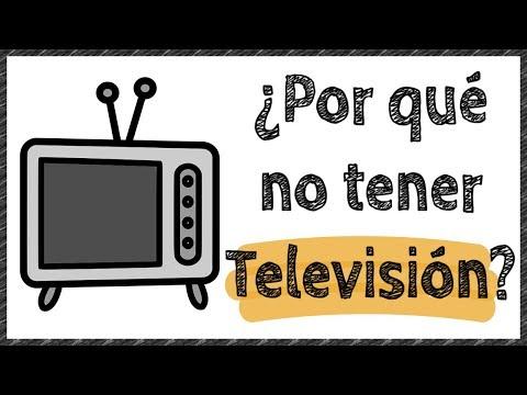 5 Razones para NO tener televisor | Nuestra experiencia