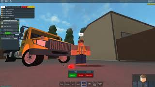 A Tour of the Tow truck | And DOT tools | Roblox | Firestone
