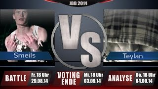 JBB 2014 [8tel-Finale 7/8] - Smeils vs. Teylan [ANTI-ANALYSE]
