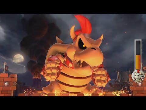 Mario Party 10 - All Boss Battle Mini Games