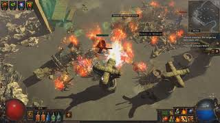 Path of Exile: Abyss - стрим 12/12/17