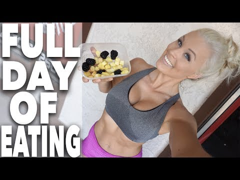 Full Day Of Eating | Intuitive Eating