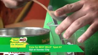 Best MILO® Spot #7 - QiJi at Suntec City
