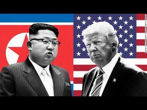 North Korea fires back at Trump, calls him a gangster