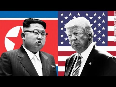 North Korea fires back at Trump, calls him a gangster