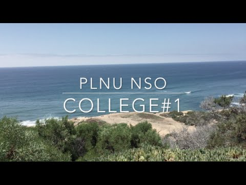 | PLNU Year I: NSO | COLLEGE VLOG