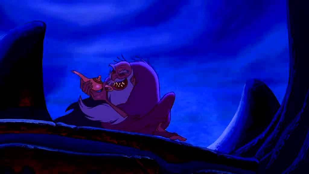 Your Eternal Reward Scene From Aladdin Youtube