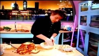 Jamie Oliver - Hähnchen in Milch und Zitrone /Chicken in Milk and Lemon