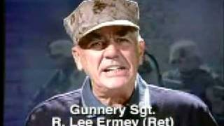 R. Lee Ermey Selective Service System PSA