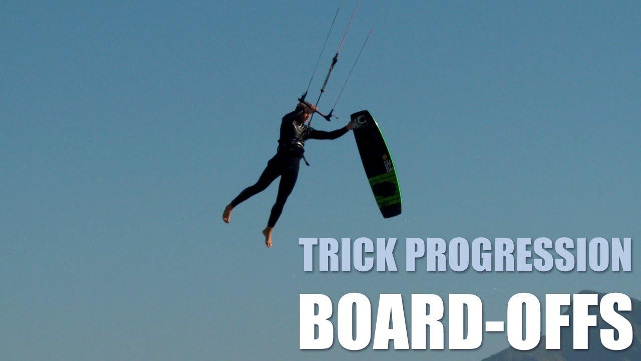 Trick Progression - Board Off