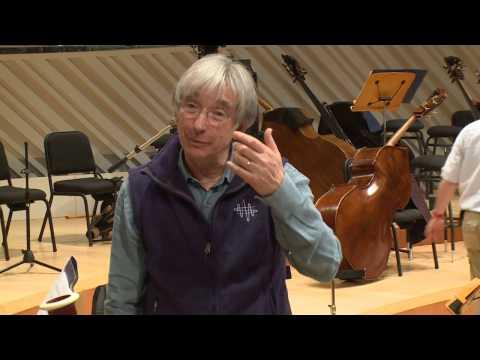 Michael Tilson Thomas and Schubert on Sarah´s Music