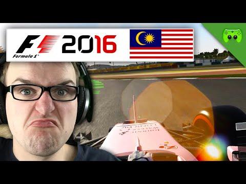 EIN ABSOLUTER SKANDAL | Malaysia 2/2 🎮 F1 2016 #88