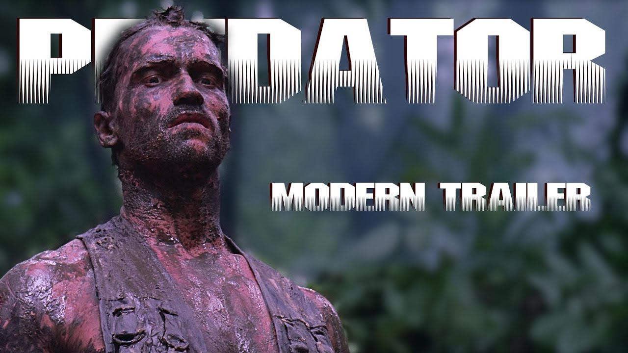 Download Predator (1987)   Modern Fan Trailer