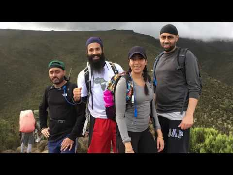 Sikh Relief - Kilimanjaro Documentary