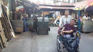Việt Kiều Úc giấu tên gởi 5tr giúp bé Trung bại não mổ khối U sau Tết