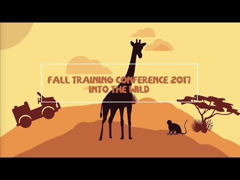 Fall Training Conference 2017: Closing Slideshow
