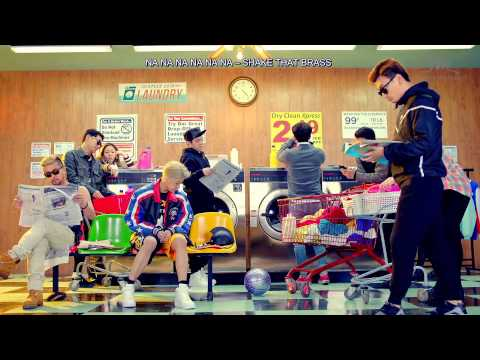 Amber (ft Taeyeon (SNSD)) - Shake That Brass VOSTFR