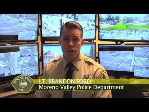 Moreno Valley Citywide Camera System PSA