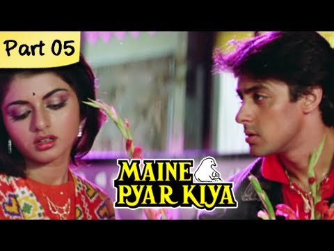 Maine pyar kiya full movie hd part 5 13 salman khan for What time is it in maine right now
