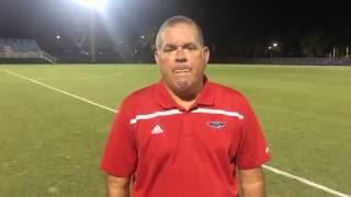 Coach Baker following draw with Oakland