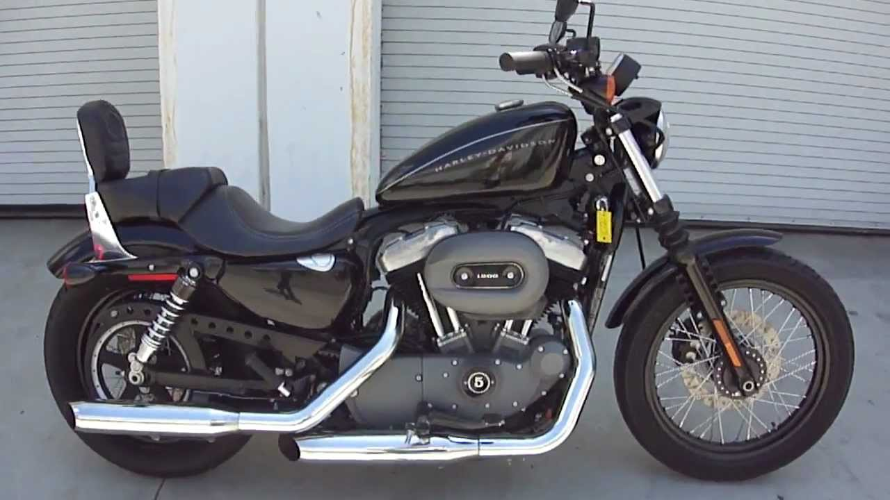 2008 Harley Davidson XL 1200N Sportster 1200 Nightster