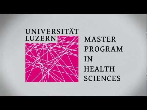 Master in Health Sciences
