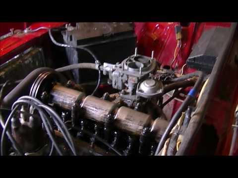 Что если запустить двигатель с маслом и без клапанной крышки.