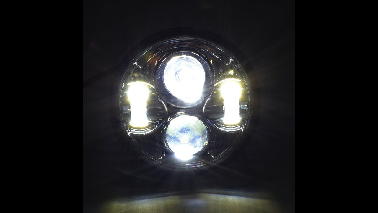 Eagle Daymaker 2 Projection Headlight Installation! on