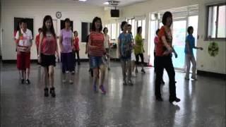 Boom Shak A Lak - Line Dance
