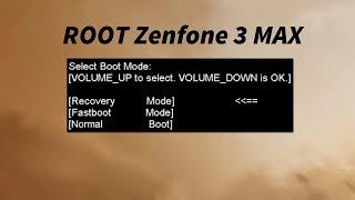 root zenfone3 5 5