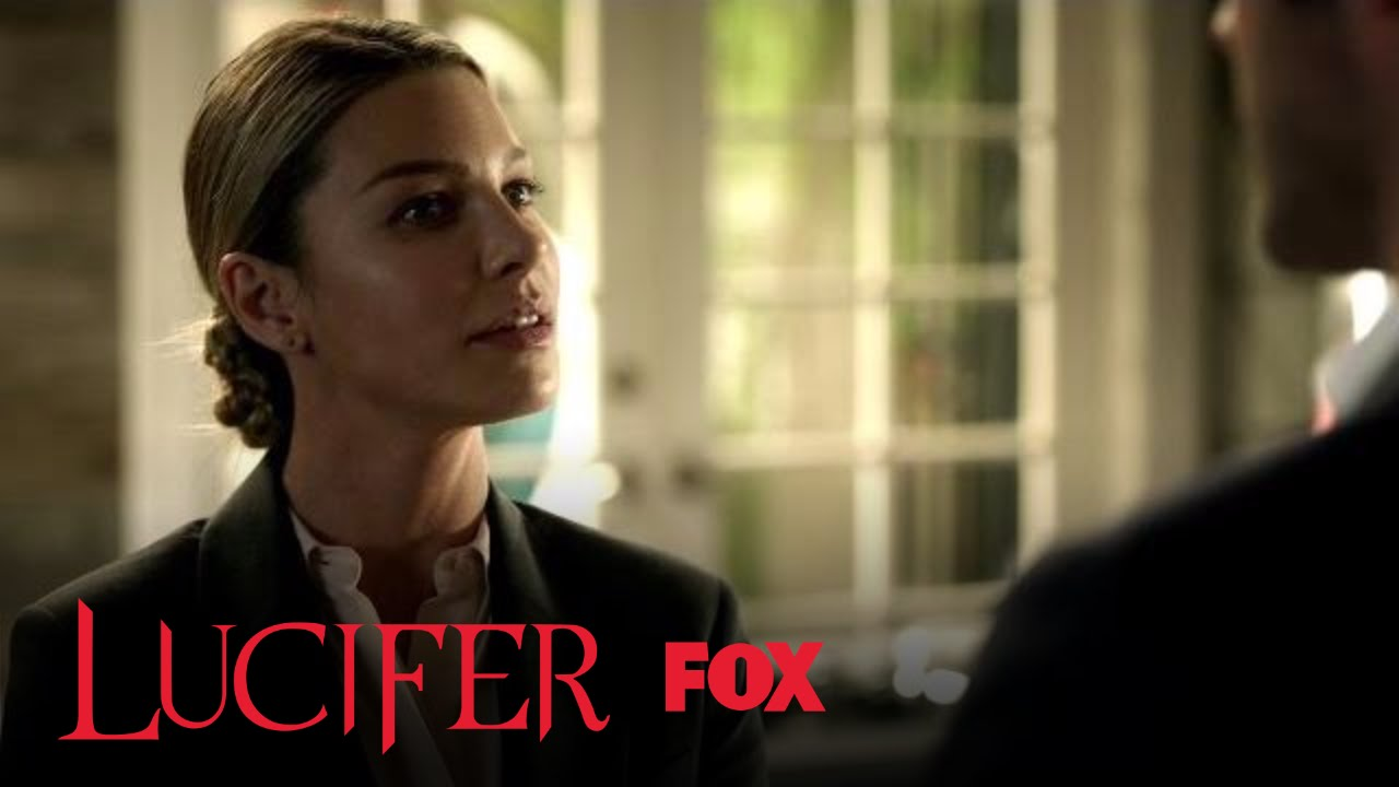 Download Lucifer Shows His Support For The Decker Family | Season 2 Ep. 10 | LUCIFER
