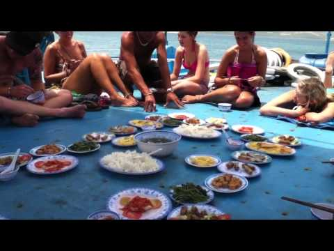 Boat Tour Lunch In Nha Trang