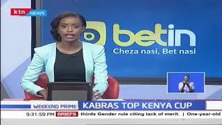 Kabras Rugby Team tops Kenya Cup