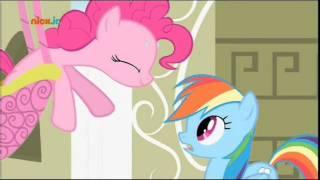 Pinkie Pies gesungenes Telegramm (Pinkie Pie